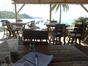 Écrire sur la plage en voyage, comme sur cette photo, ou écrire tous les jours… Qu'est-ce qu'un écrivain ?