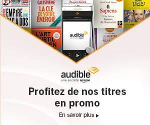 promo livre audio audible 2