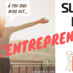 Illustration du Slam de l'entrepreneur, lecture en vidéo de l'écrivaine indépendante Annajo Janisz