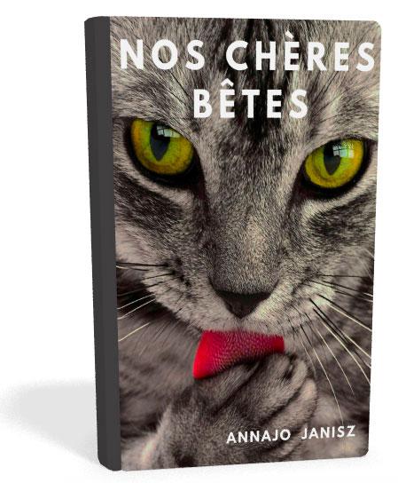 Histoires d'animaux incroyables de l'écrivain Annajo Janisz