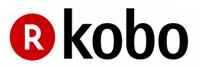 Logo de la plateforme de vente d'ebooks Kobo