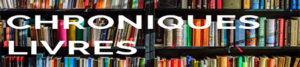 Catégorie Chronique de Livre du Blog d'Annajo Janisz
