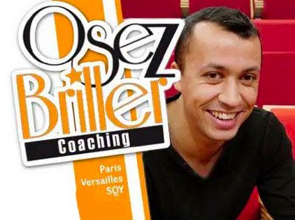 photo de Jordane Zangueneh, coach en reconversion professionnelle et création d'entreprise, du site Osez briller