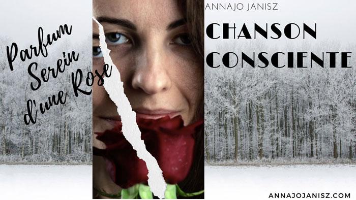 Illustration de la chanson consciente d'Annajo Janisz, Parfum serein d'une rose