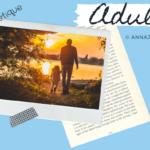 Illustration du poème en vidéo d'Annajo Janisz intitulé Adulte