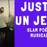 Illustration de la vidéo slam poésie musicale d'Annajo Janisz, écrite et interprétée par l'auteure elle-même