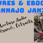 Illustration de la lecture audio du livre ebook d'histoires d'animaux Nos chères bêtes d'Annajo Janisz: son résumé et des extraits